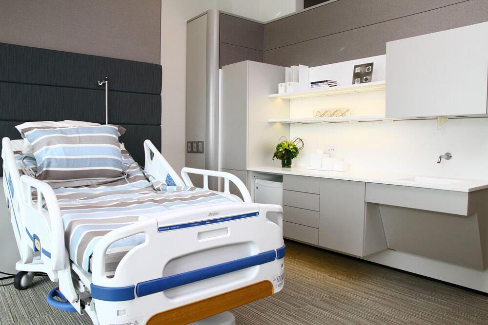 دکور آزمایشگاه، دکور مطب، میز بیمارستان، سطوح بهداشتی، کورین در مراکز بهداشتی