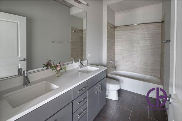 دکوراسیون سرویس بهداشتی، روشویی کورین، وان کورین، دکوراسیون حمام