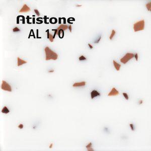 سمپل کورین آتیستون ، نمونه رنگ کورین آتیستون، کورین آتیستون سری AL