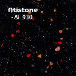 سمپل کورین آتیستون، نمونه رنگ کورین آتیستون، کورین آتیستون سری AL