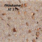 سمپل کورین آتیستون، نمونه رنگ کورین آتیستون، کورین آتیستون سری AT