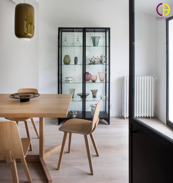 دکوراسیون آشپزخانه مدرن ، صفحه کابینت کورین