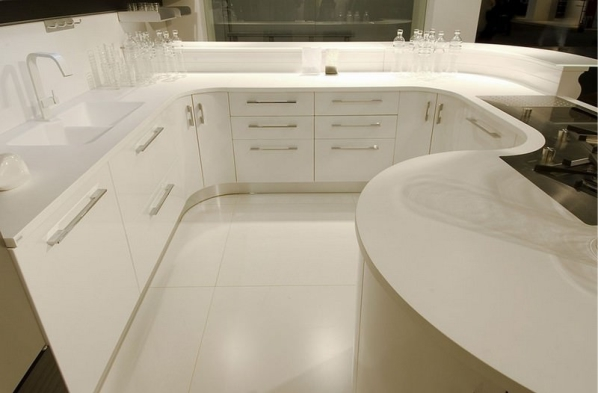 سنگ اپن آشپزخانه ، صفحه کابینت کورین ، سنگ کابینت