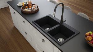 سینک ظرفشویی گرانیتی